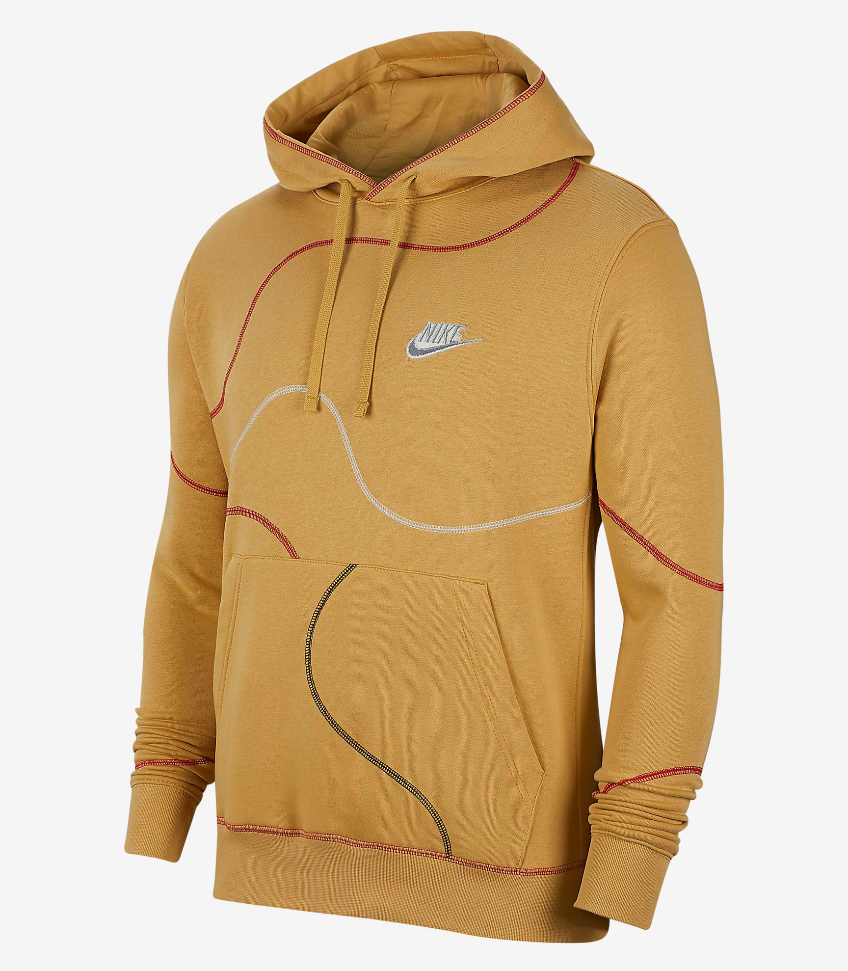 nike-inside-out-hoodie-gold-beige