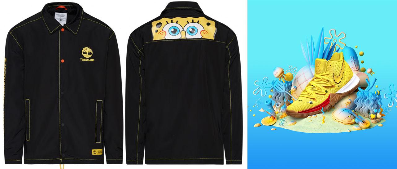 nike-kyrie-5-spongebob-jacket-match