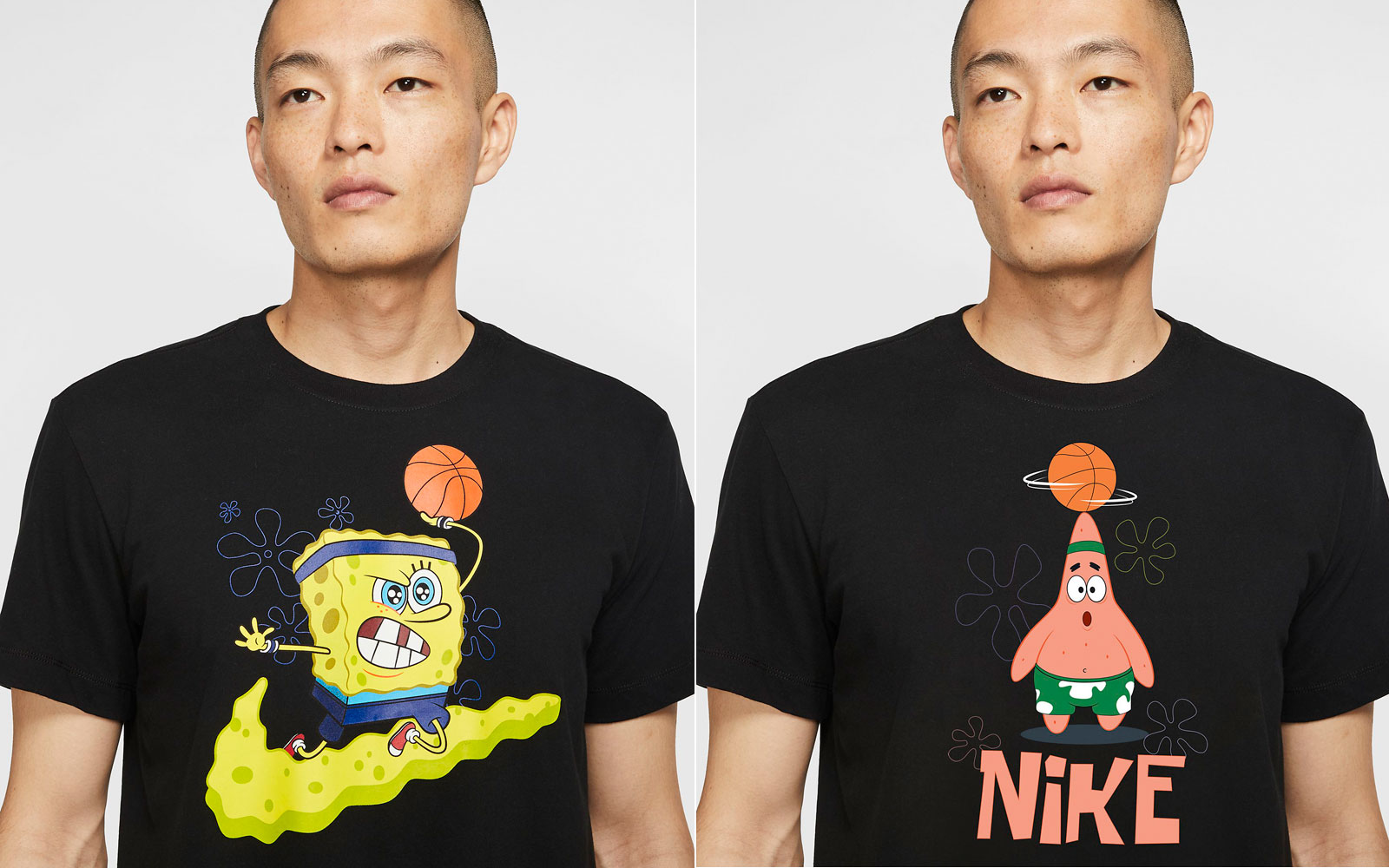 laberinto donde quiera Andrew Halliday  Nike Kyrie Spongebob Shirts Now Available | SneakerFits.com
