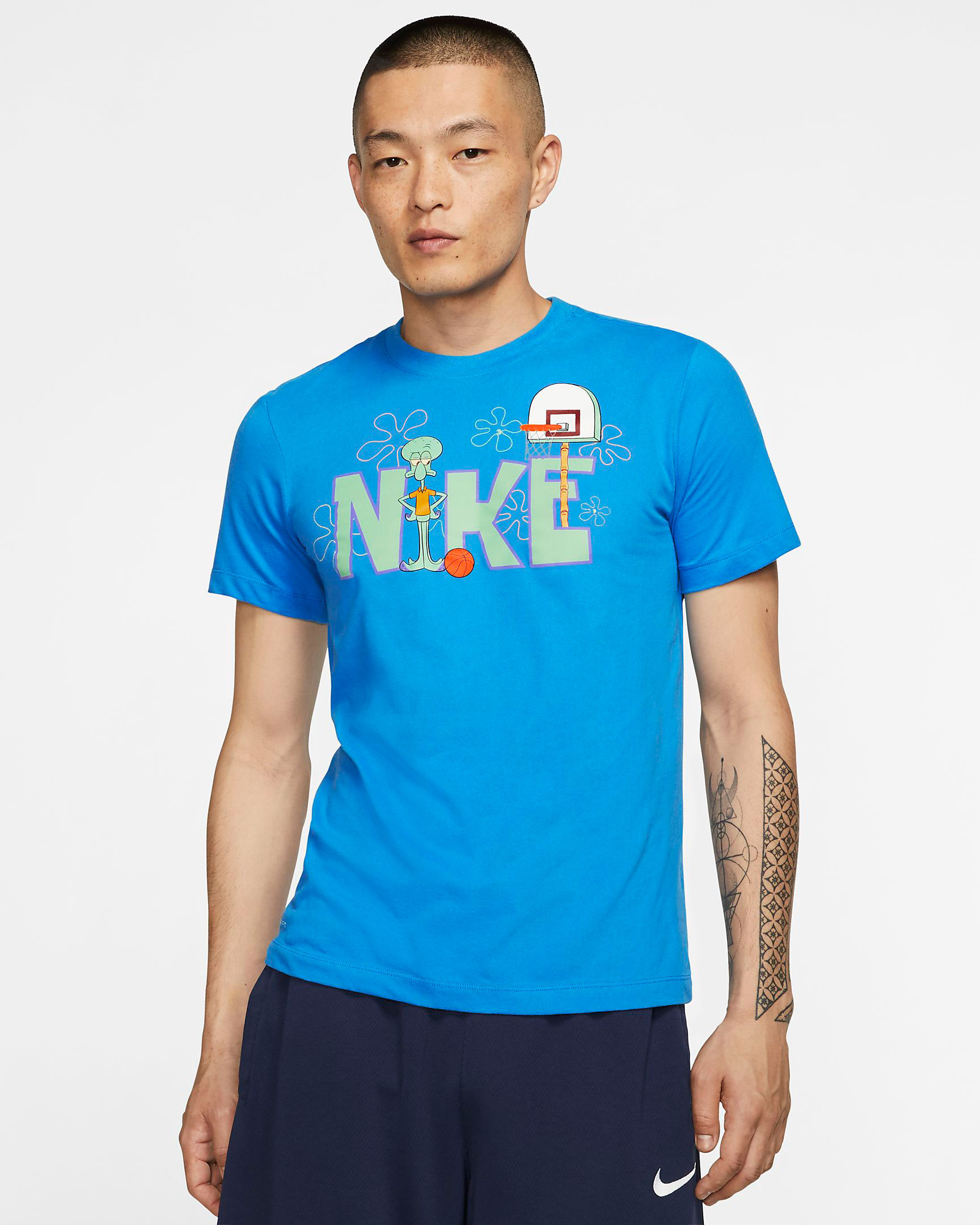 nike-kyrie-spongebob-squidward-tentacles-shirt-1