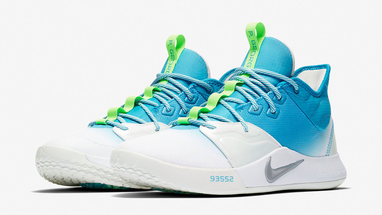paul george shoes galaxy Kevin Durant