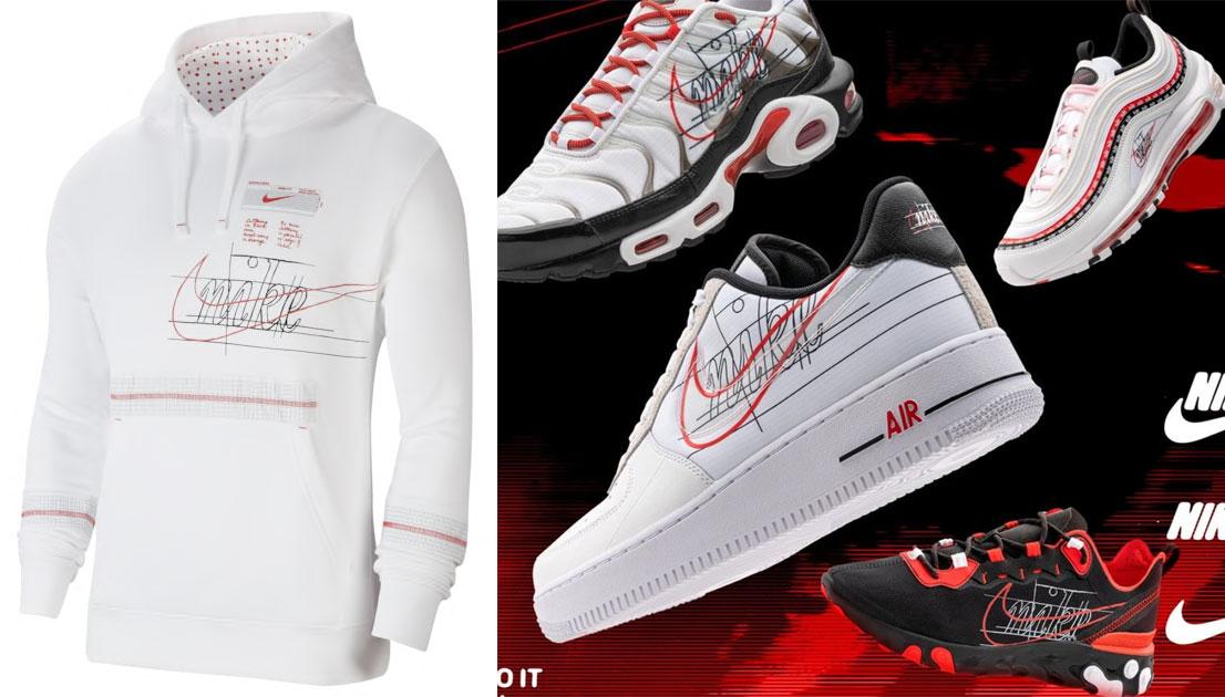 buy good factory outlet multiple colors Nike Script Swoosh Hoodies | SneakerFits.com