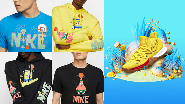 nike-spongebob-kyrie-clothing-shoes