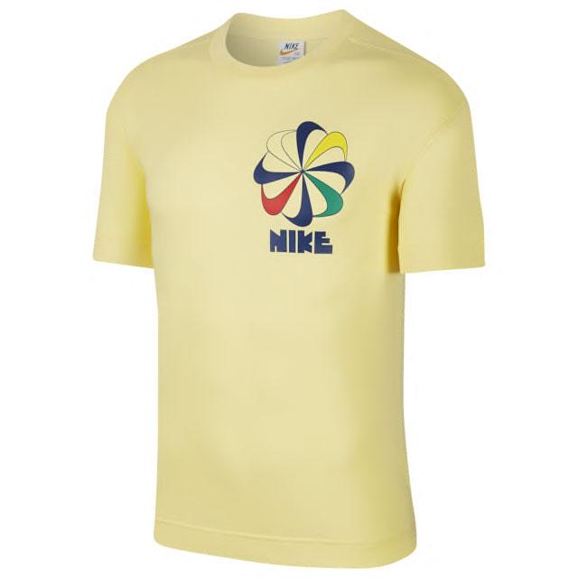 nike-sunburst-t-shirt-yellow
