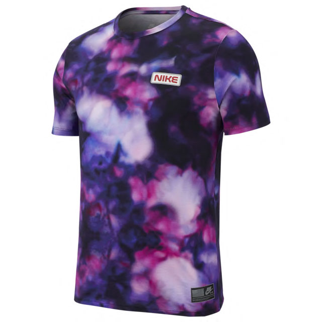 purple-camo-nike-foamposite-shirt-match