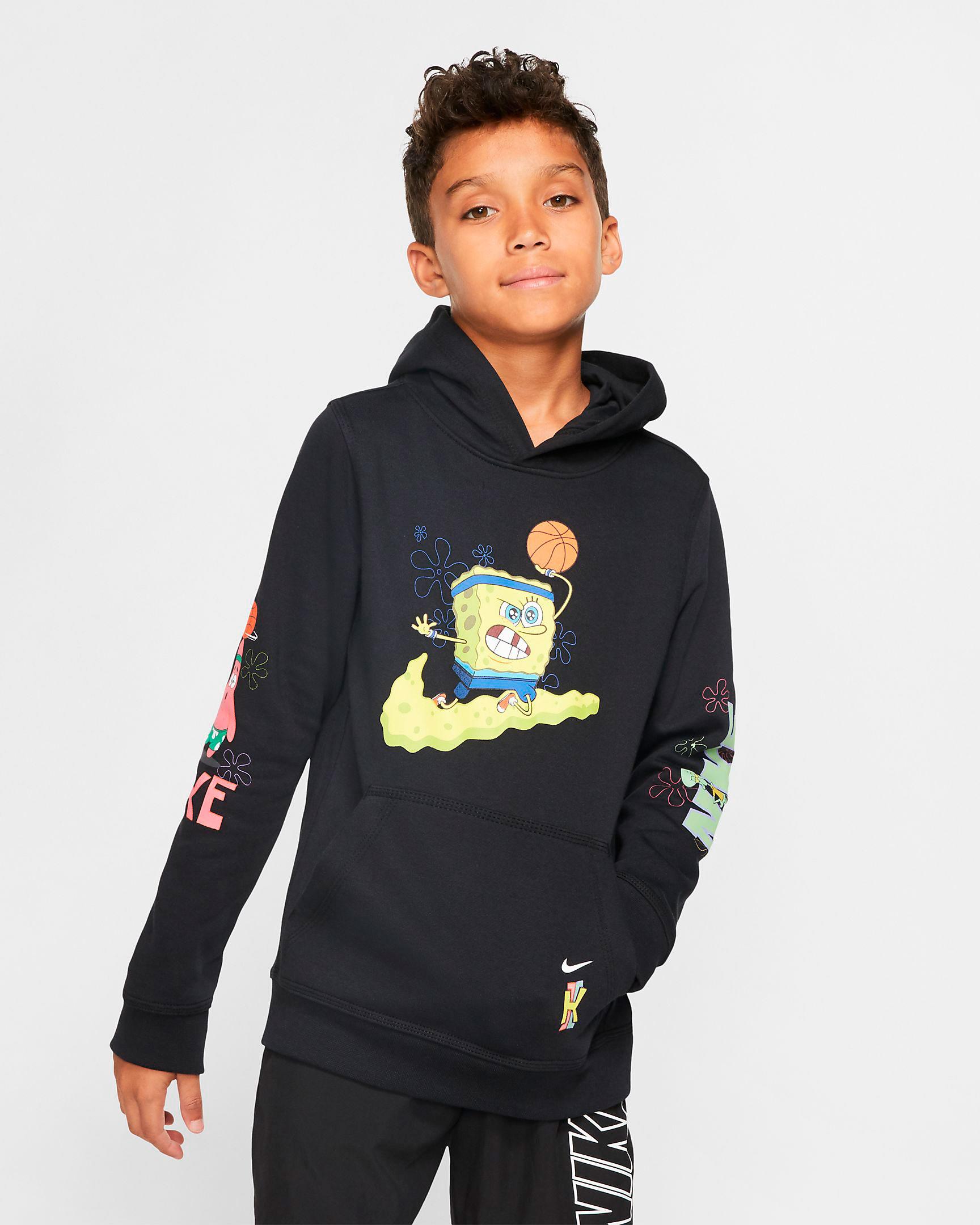 spongebob-kyrie-nike-boys-kids-hoodie-2