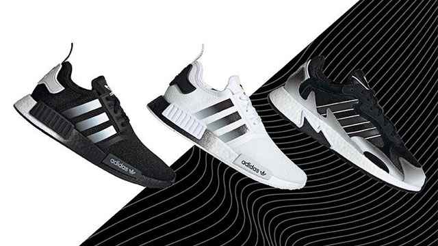 Adidas Originals Nmd And Tresc Run Eclipse Sneaker Pack