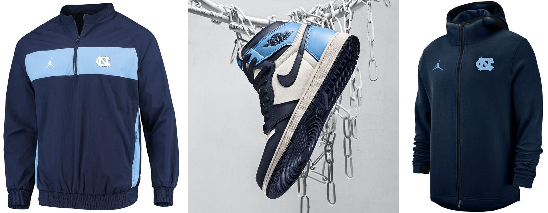 air-jordan-1-unc-hoodie-jacket-match