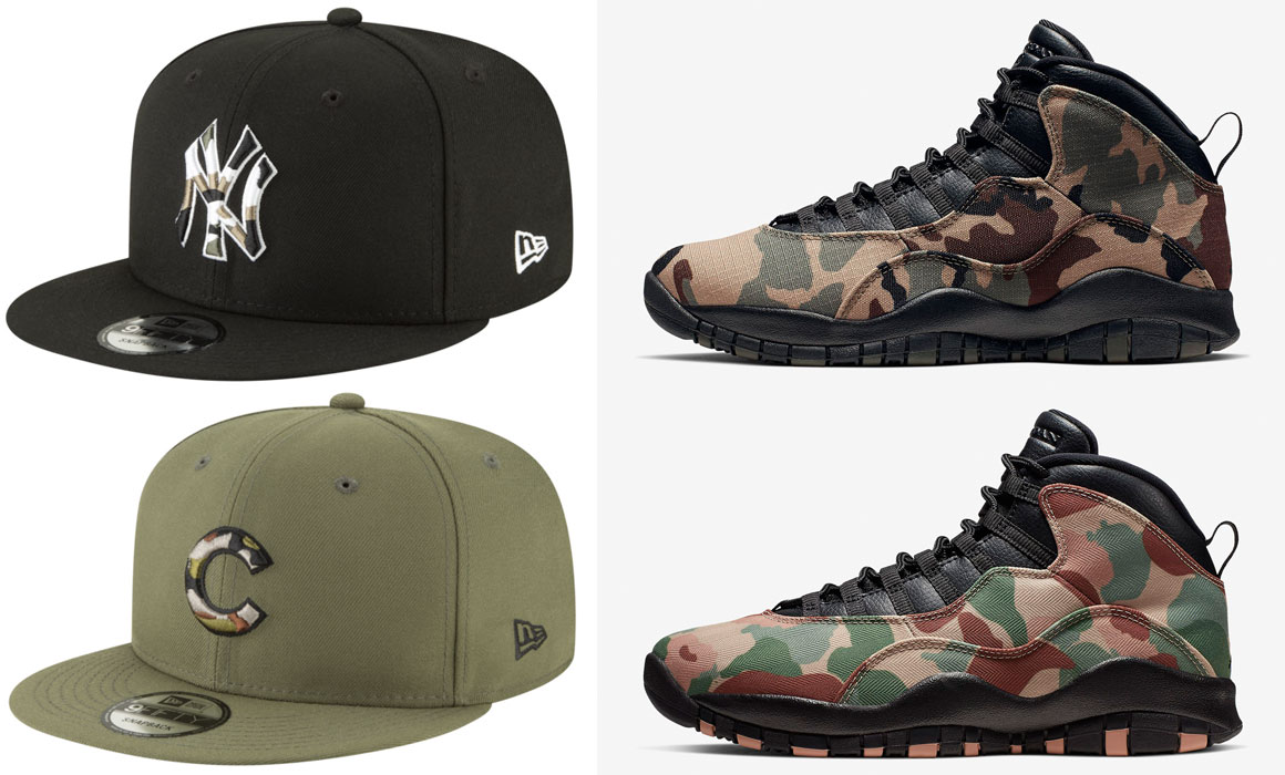 air-jordan-10-camo-hats-to-match