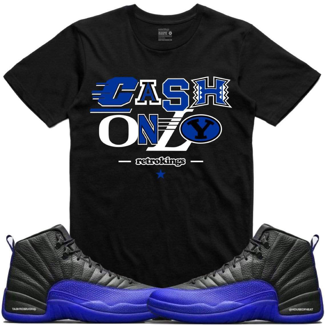 air-jordan-12-game-royal-sneaker-tee-shirt-retro-kings-3