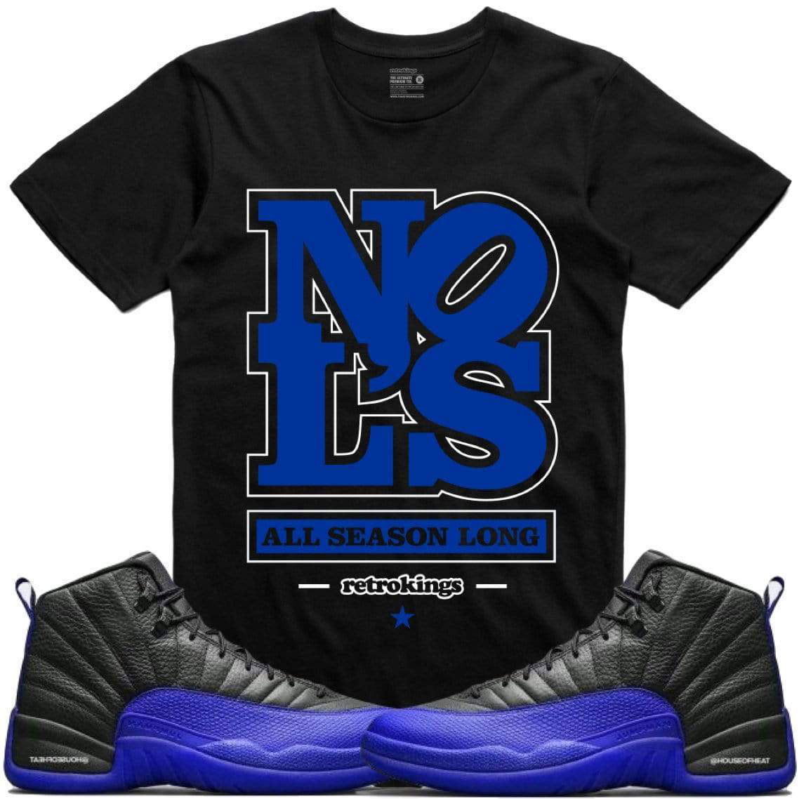air-jordan-12-game-royal-sneaker-tee-shirt-retro-kings-8