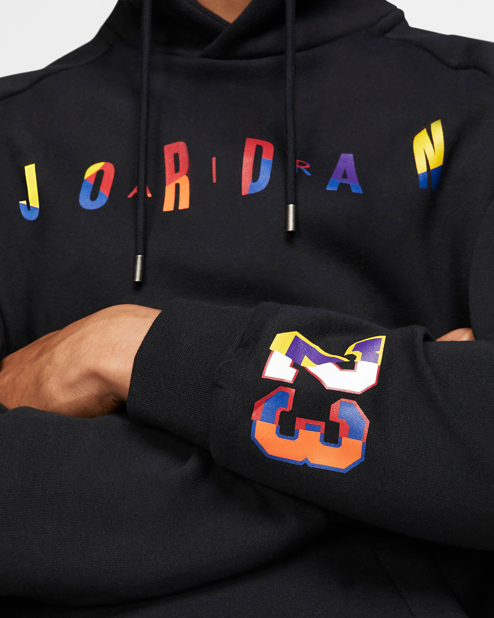 air-jordan-3-knicks-hoodie-black-1