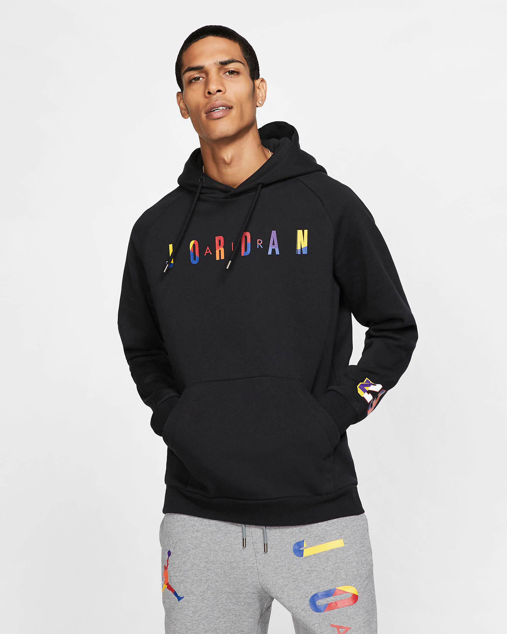 air-jordan-3-knicks-hoodie-black-2