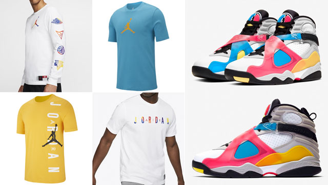 air-jordan-8-multi-color-tees