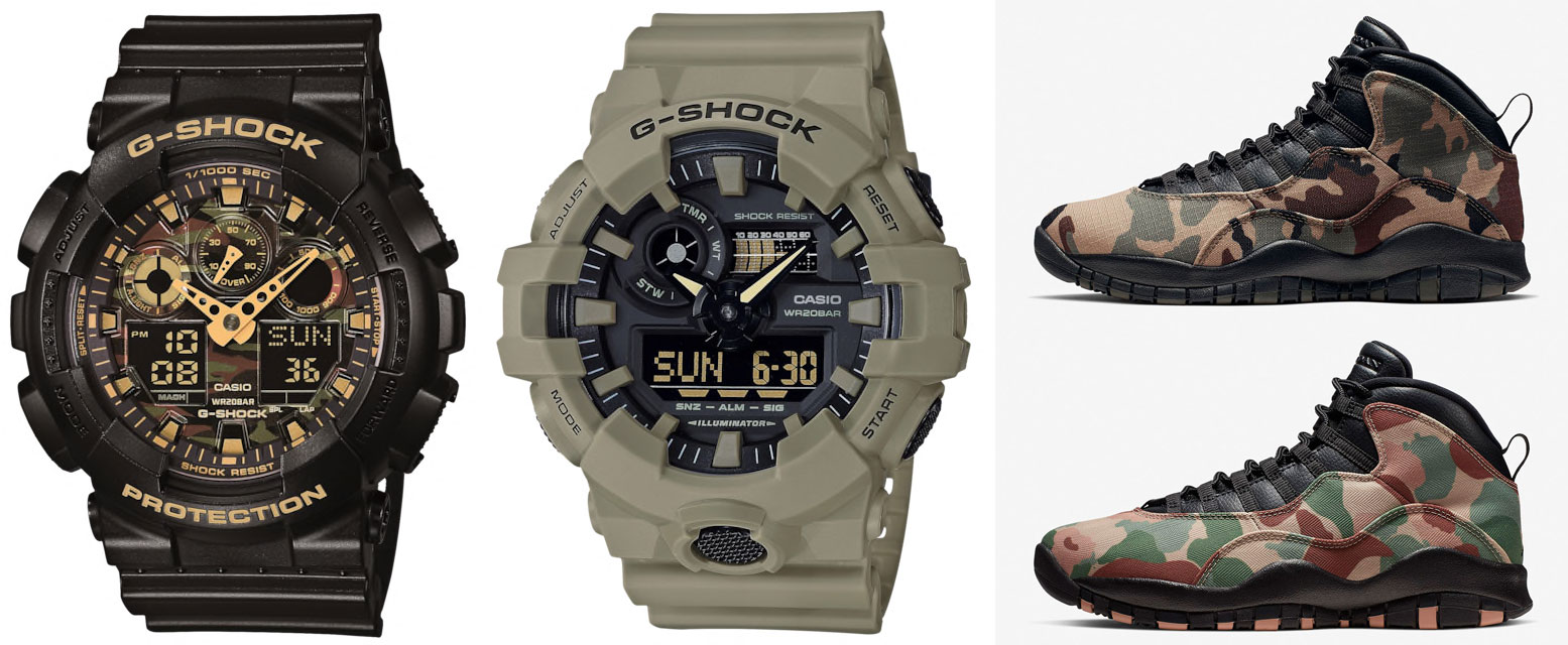 g-shock-watches-match-jordan-10-camo
