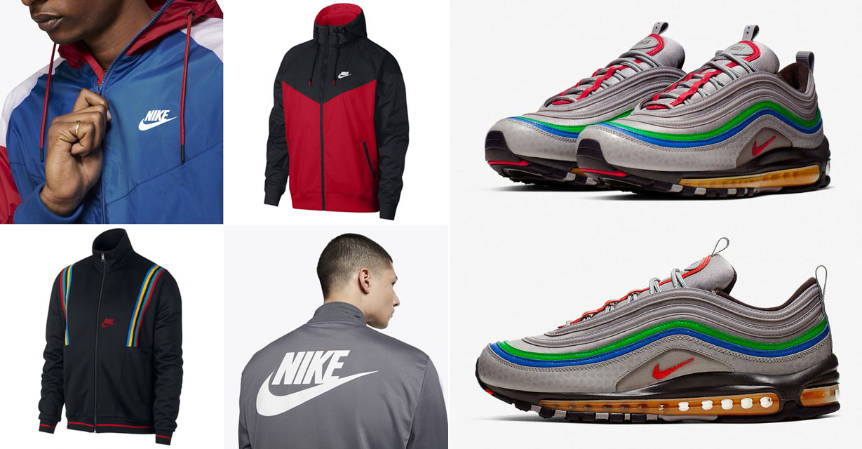 trapo lucha Habitar  Nike Air Max 97 Nintendo 64 Jackets to Match | SneakerFits.com