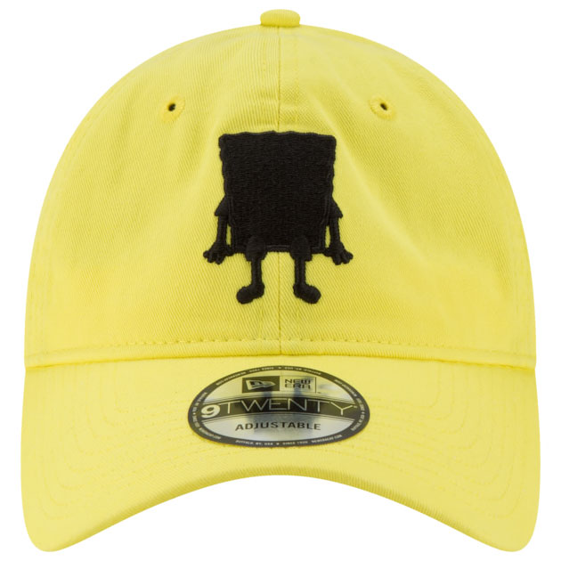 nike-kyrie-spongebob-new-era-cap-match-2