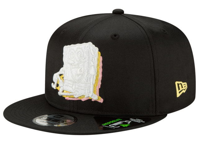 nike-kyrie-spongebob-new-era-snapback-hat-match-1