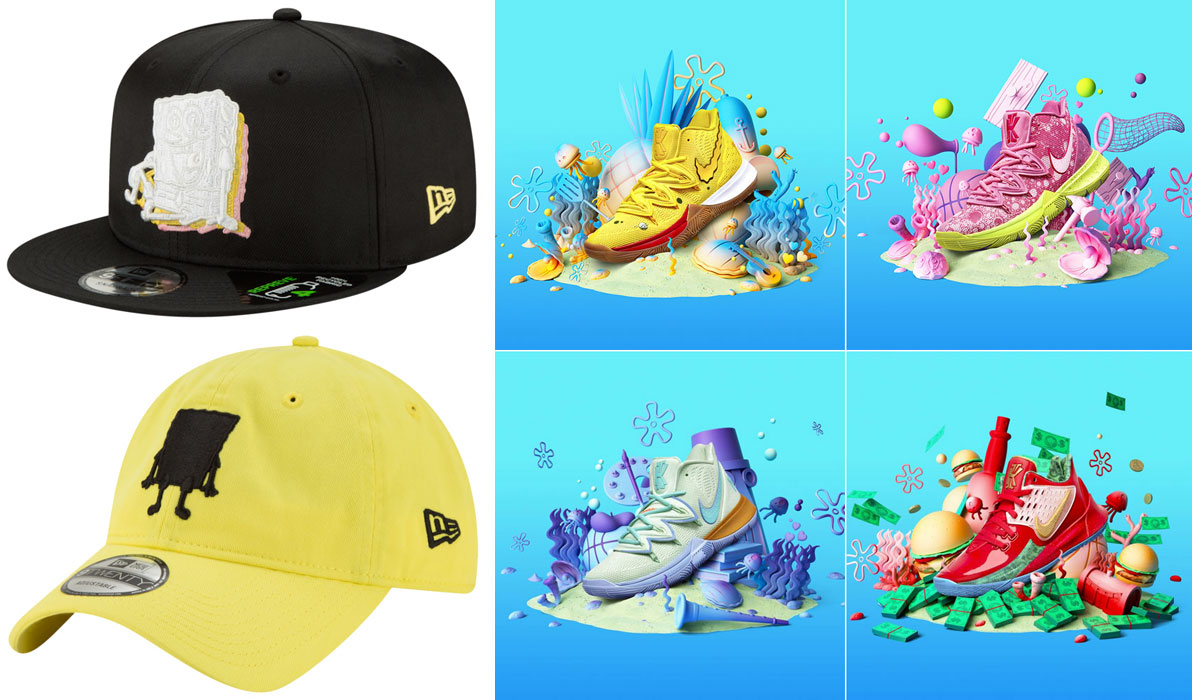 nike-kyrie-spongebob-squarepants-hats-to-match