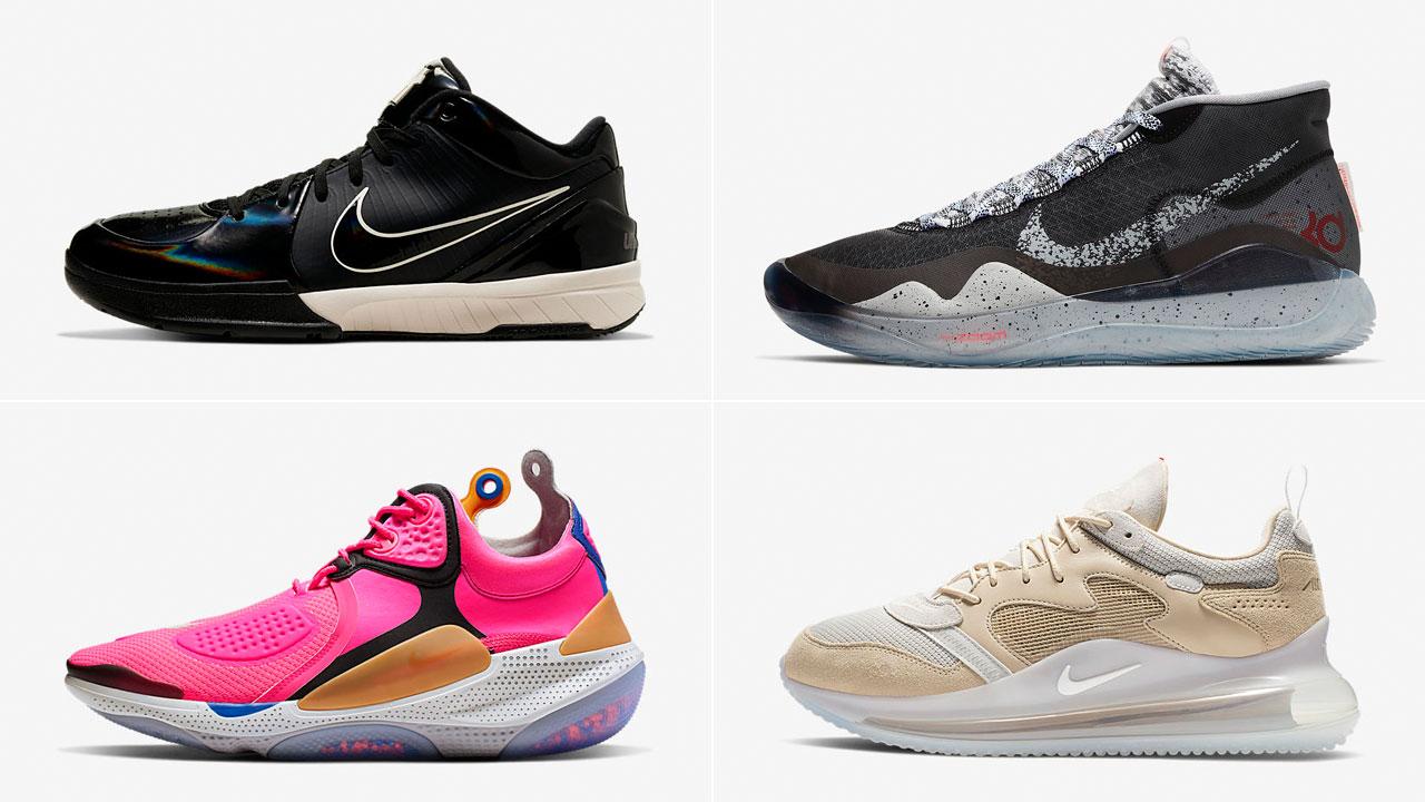 September 2019 Nike Sneaker Release