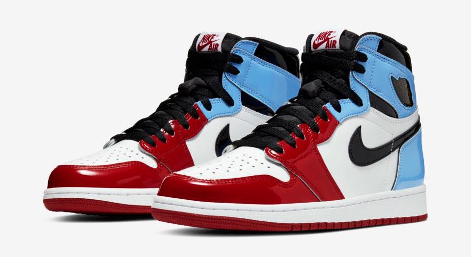 Air Jordan 1 High Fearless X New Era Bulls Knit Hats Sneakerfits Com