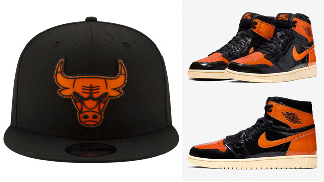 air-jordan-1-shattered-backboard-3-bulls-snapback-cap