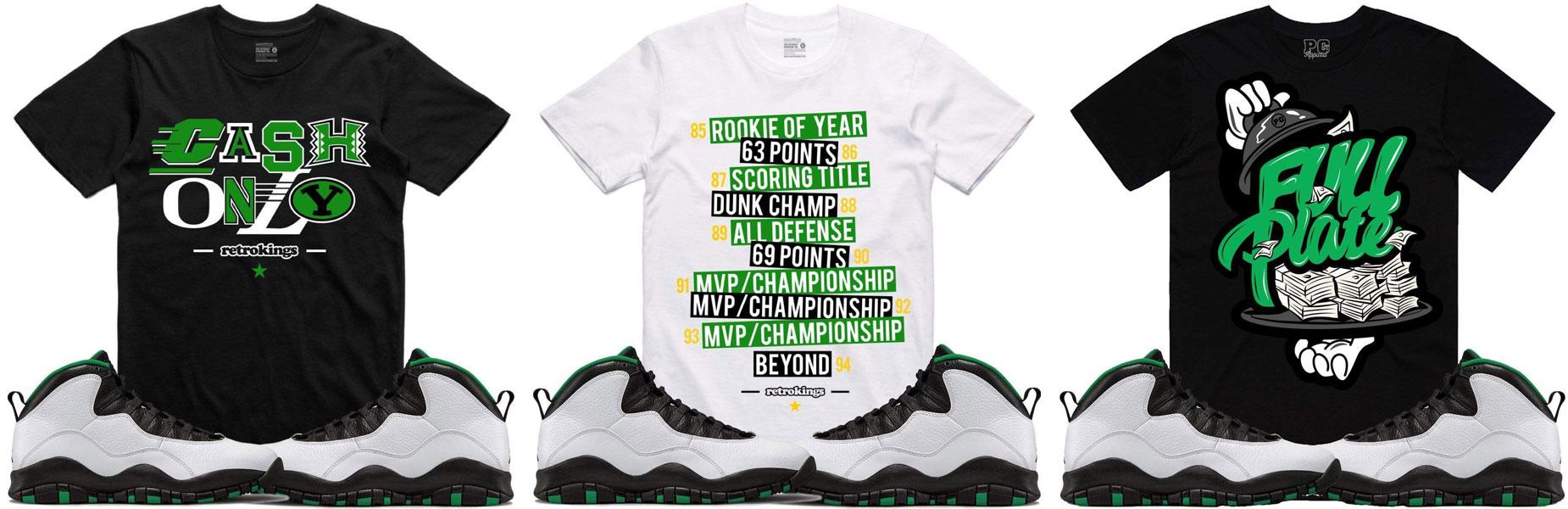air-jordan-10-seattle-sneaker-tees-shirts