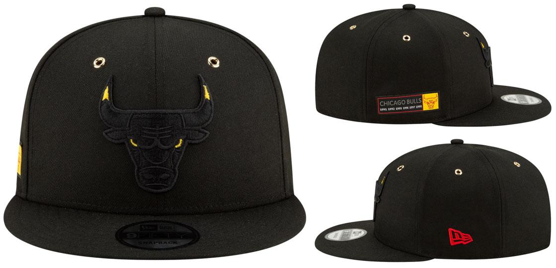 air-jordan-12-reverse-taxi-snapback-hat