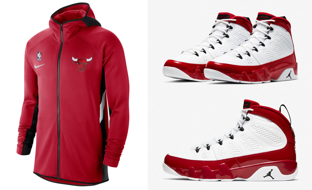 air-jordan-9-gym-red-chicago-bulls-hoodie-1