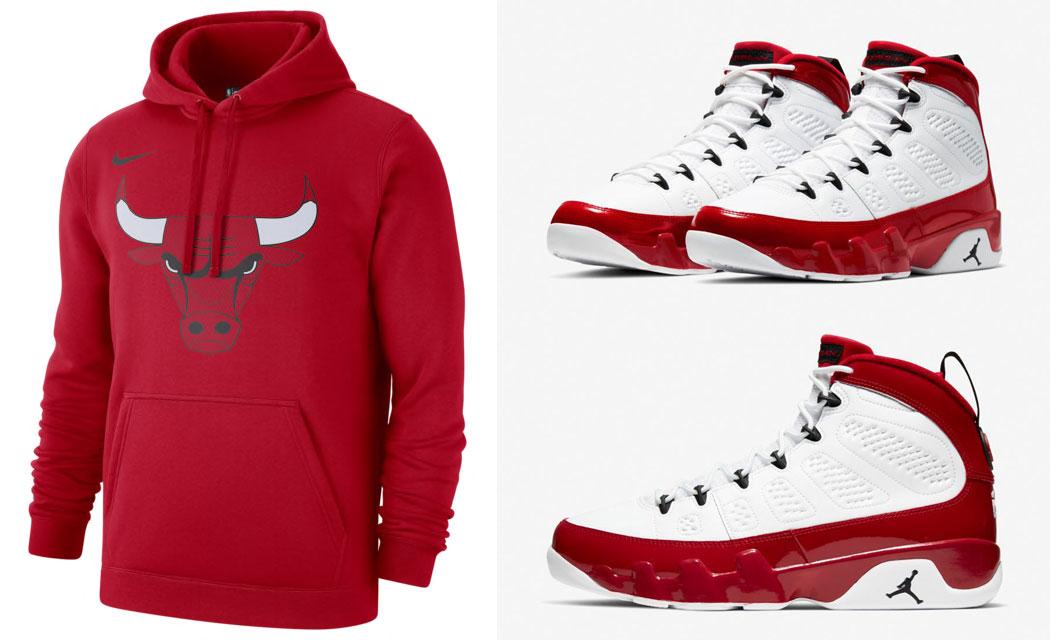 air-jordan-9-gym-red-chicago-bulls-hoodie-2