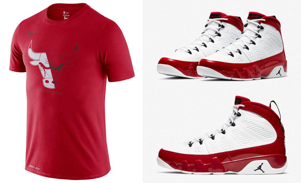 air-jordan-9-gym-red-chicago-bulls-shirt-1