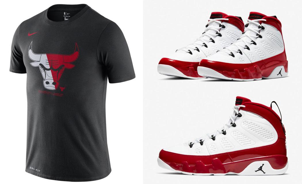 air-jordan-9-gym-red-chicago-bulls-shirt-2