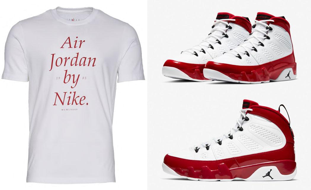 air-jordan-9-gym-red-shirt-match-1