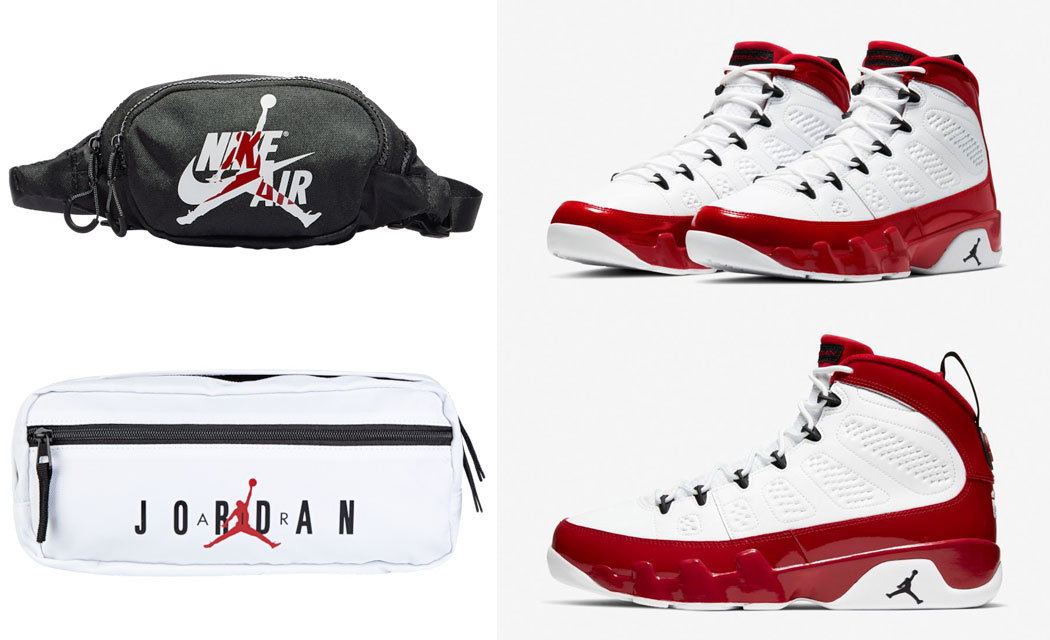 air-jordan-9-white-gym-red-bag-match