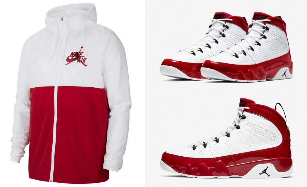 air-jordan-9-white-gym-red-jacket-match-3