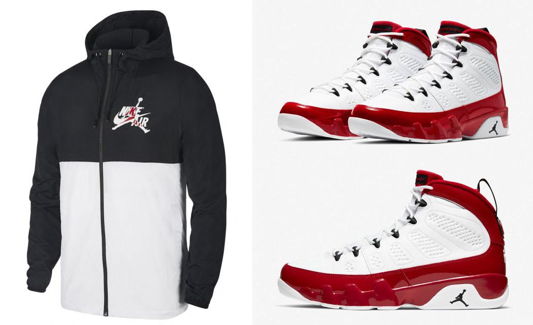 air-jordan-9-white-gym-red-jacket-match-4