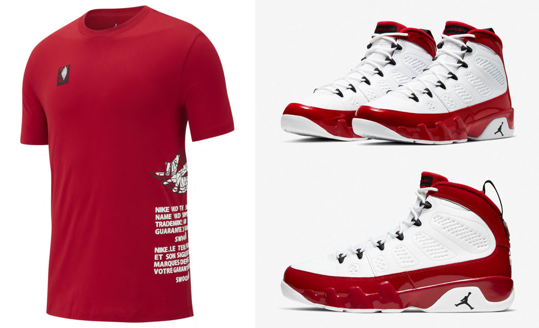 air-jordan-9-white-gym-red-shirt-match-10