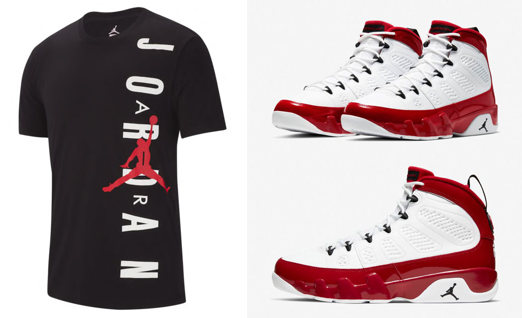 air-jordan-9-white-gym-red-shirt-match-11