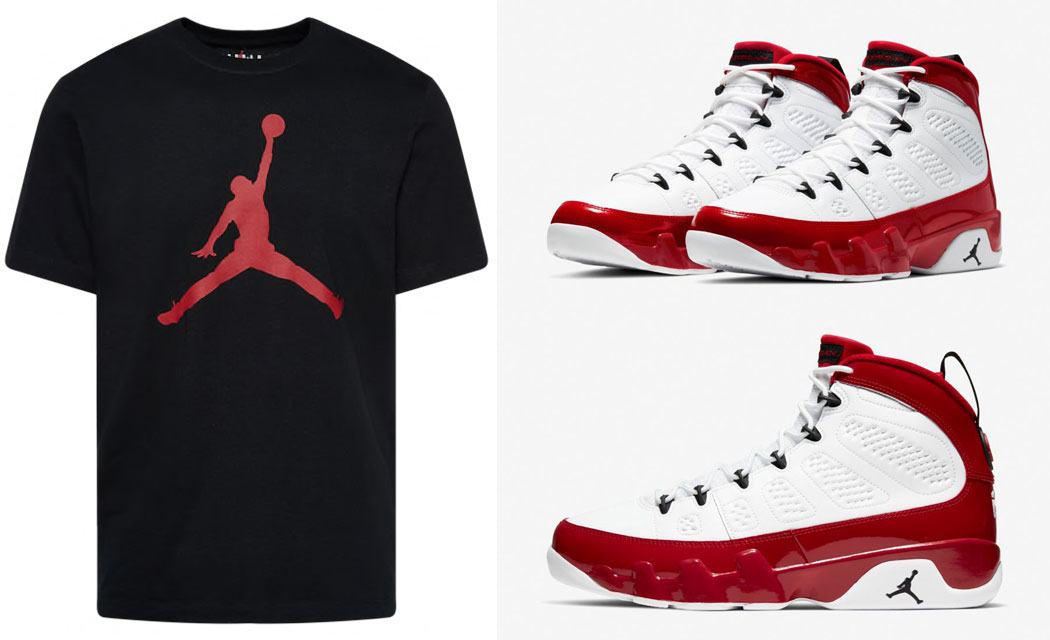 air-jordan-9-white-gym-red-shirt-match-15