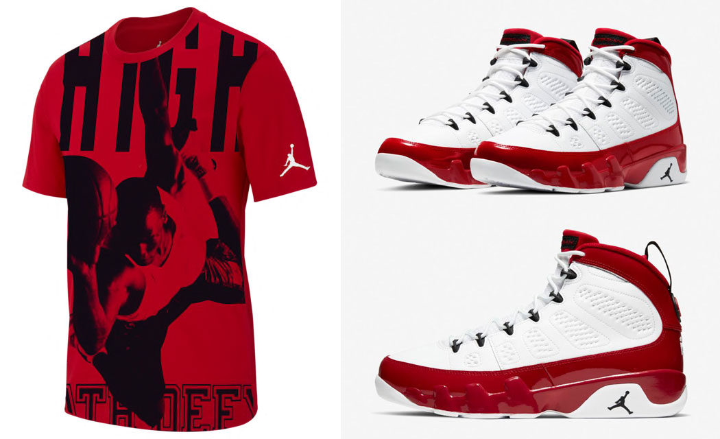 air-jordan-9-white-gym-red-shirt-match-3
