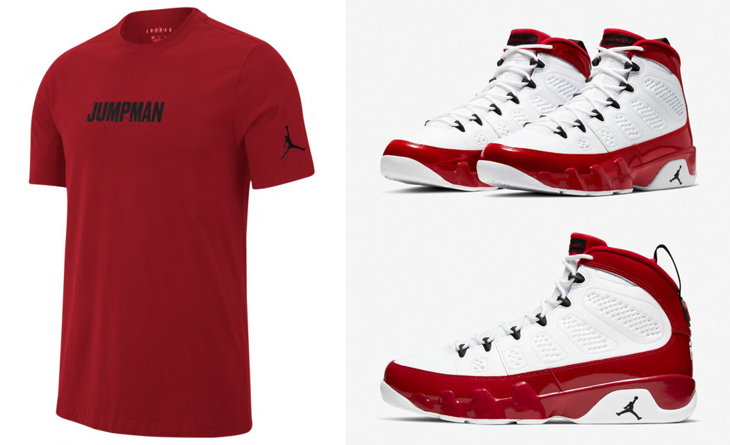 air-jordan-9-white-gym-red-shirt-match-7