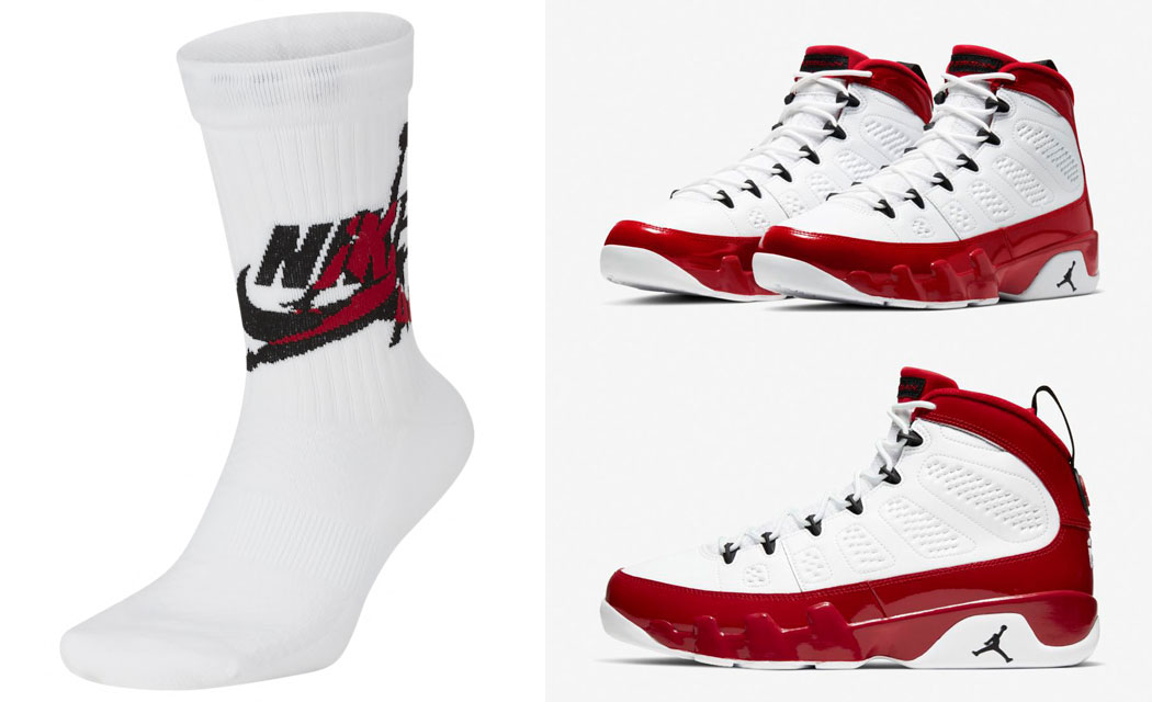 air-jordan-9-white-gym-red-socks
