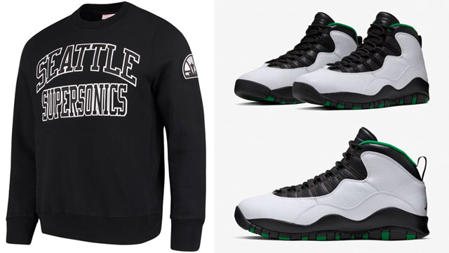 jordan-10-seattle-supersonics-matching-apparel