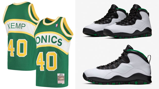 jordan-10-seattle-supersonics-matching-jerseys