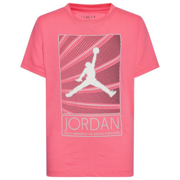 jordan-12-hot-punch-pink-tee-shirt
