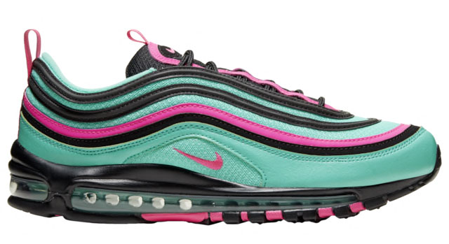 Nike Air Max 97 'South Beach' – Miami Vice | More Sneakers