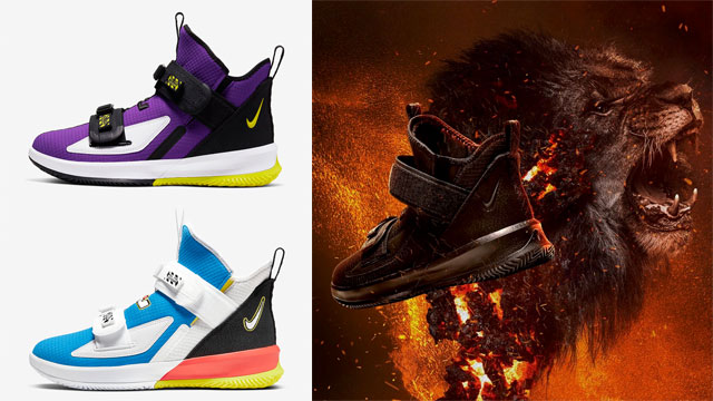 nike-lebron-soldier-13-new-colorways