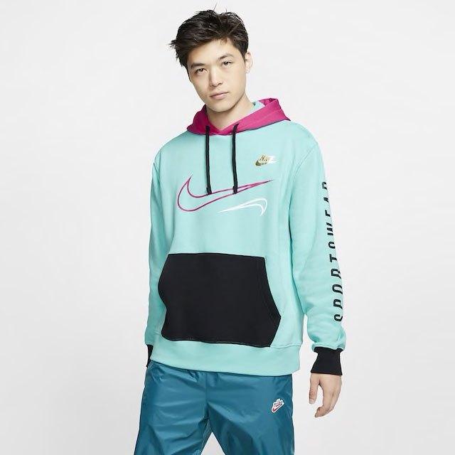 nike-miami-south-beach-club-hoodie-aqua-pink-1
