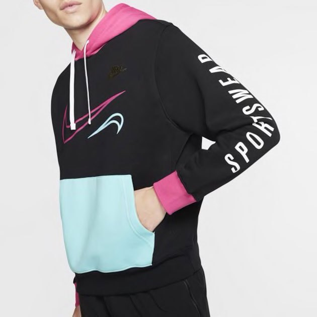 nike-miami-south-beach-club-hoodie-black-aqua-pink-4