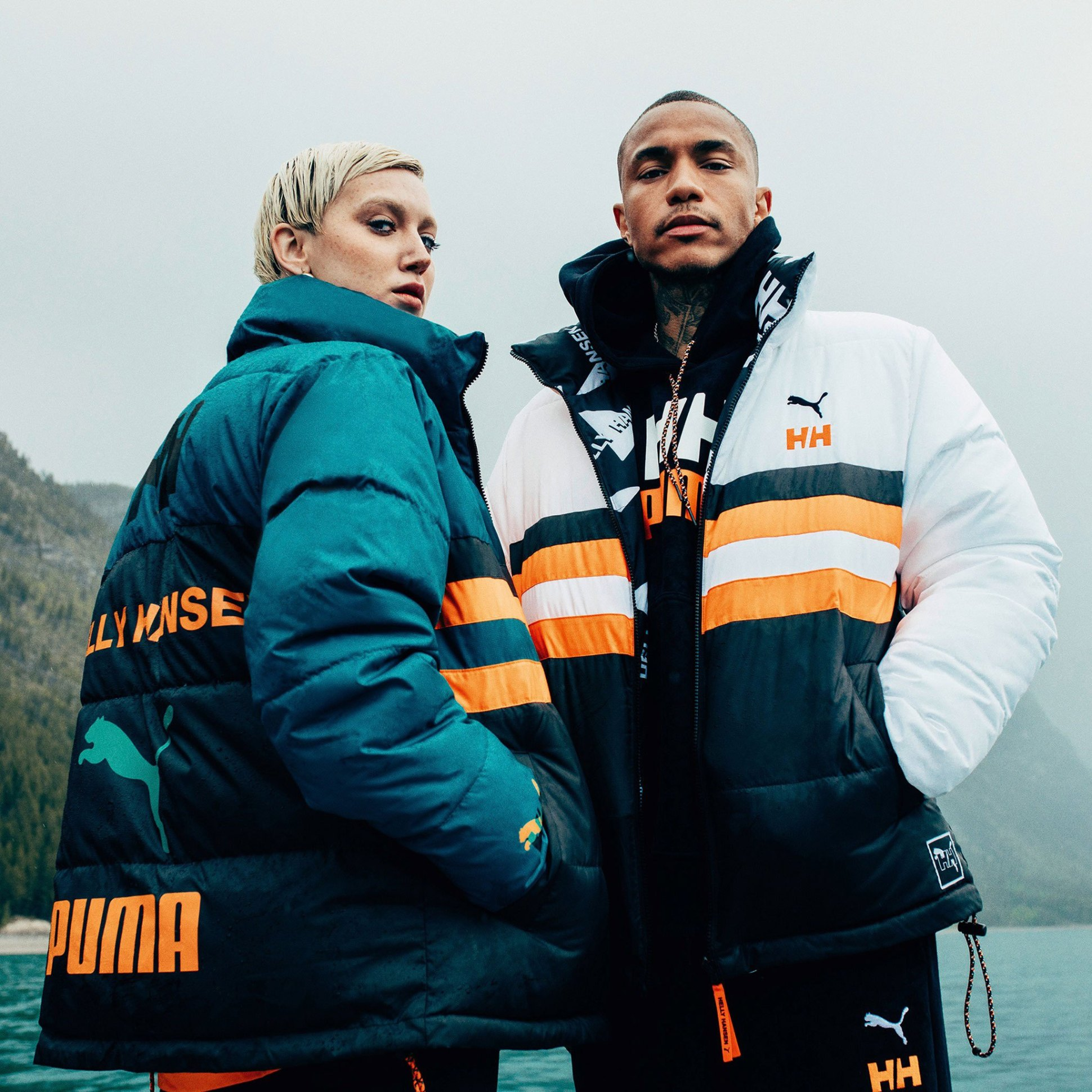 PUMA x Helly Hansen Clothing Jackets Shirts and Shoes ...